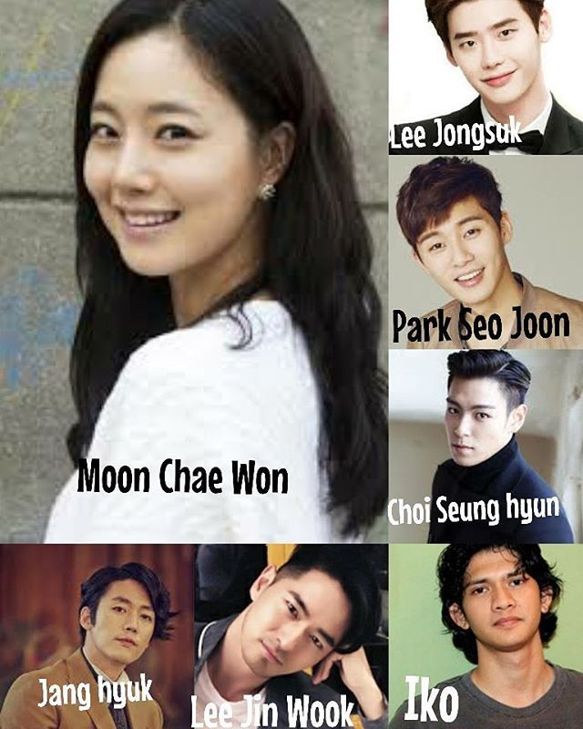 Aku suka mereka... Good Aktor Artist, #moonchaewon #jongsuk0206 #ikowais #parksoejoon #leejinwook #choiseunghyun #janghyuk