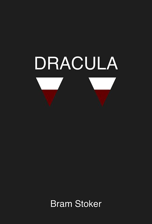 Minimalist Horror Book Covers : Best dracula book ideas on pinterest bram stoker