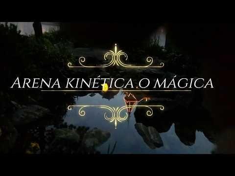 Arena Kinetica o Mágica DIY - YouTube