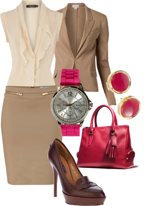 """""""Working Woman"""" by mzshanz002 ❤ liked on Polyvore"""