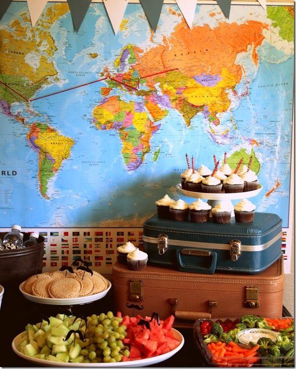 37 Best International Theme Party Ideas And International