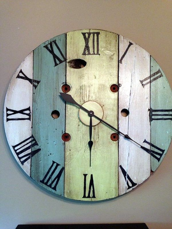 40 Fabulous Wall Clocks To Embrace Your