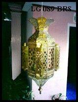 Lantern maroko plong