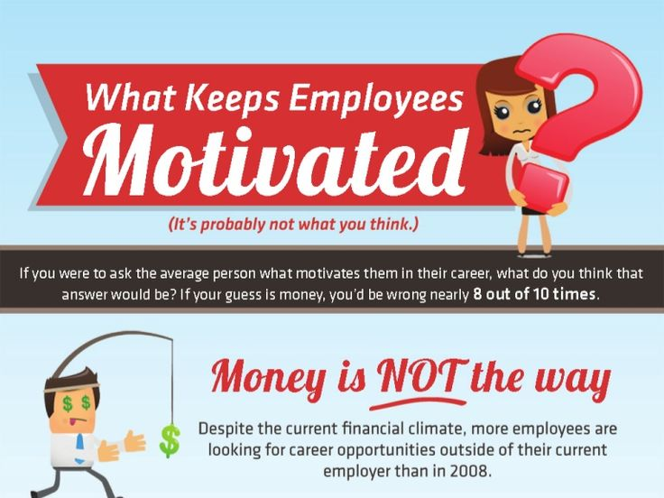 motivation mystery: how to keep employees productive essay 7 ways to keep employees motivated besides money  boredom saps motivation and reduces productivity in order to maintain motivation at the office, keep things lively and new avoid routine by.