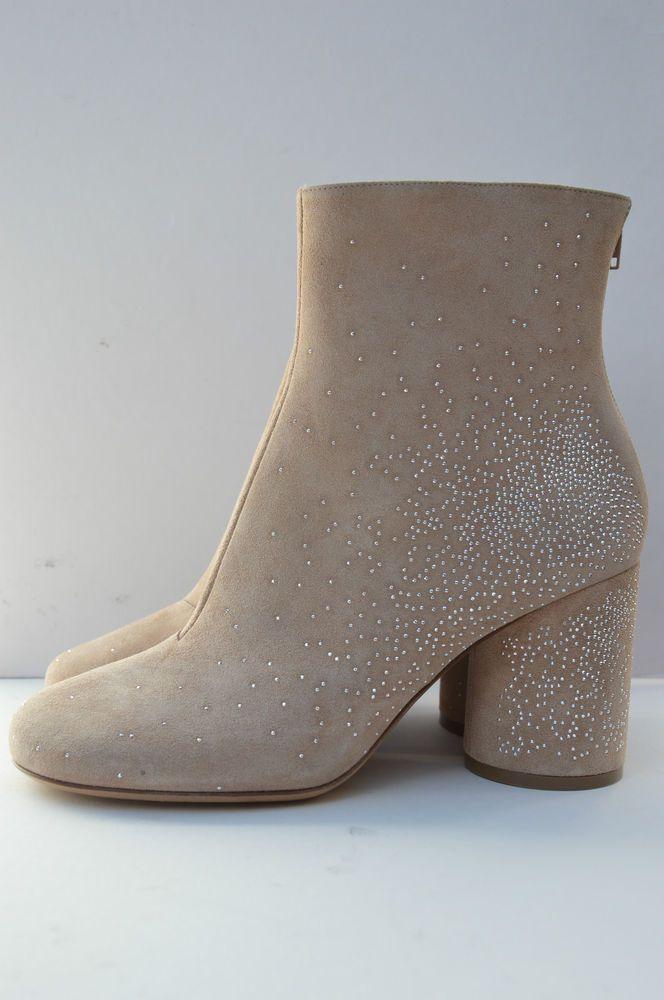 Maison Martin Margiela Grey Suede Boots lgPul92