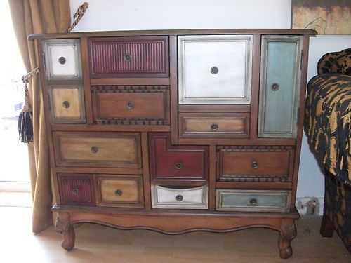 Apothecary Style Cabinet Sideboard