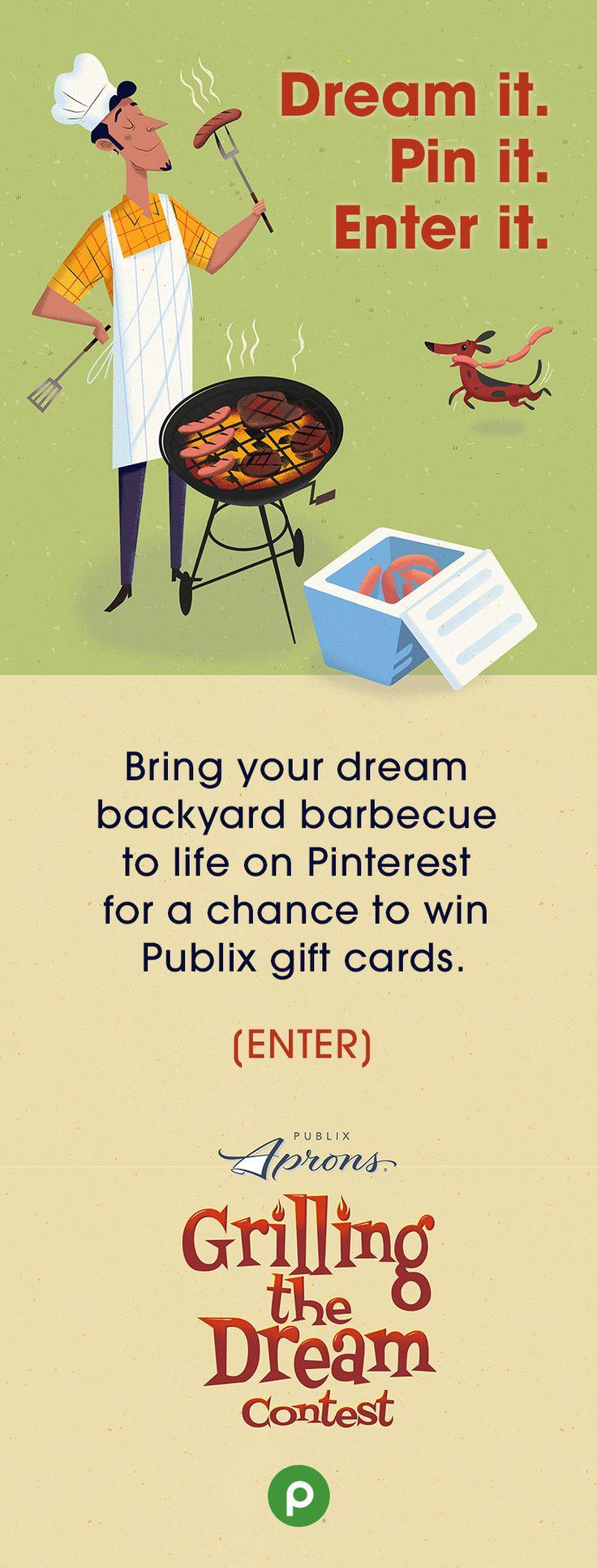 28 best publix aprons grilling the dream contest images on