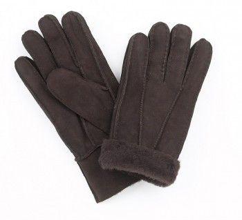 Feel the Comfort of Sheepskin on Your Palms.   #Sheepskin #Gloves #Women #UK