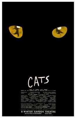 theatre: Broadway Music, Poster Frame-Black, Cat Poster, Cat Broadway, Broadway Poster, Andrew Lloyd, Music Theatres Poster, Memories, Broadway Plays