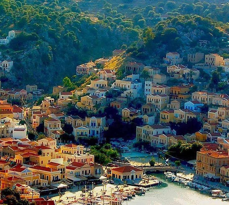Symi (Simi) Island, Greece
