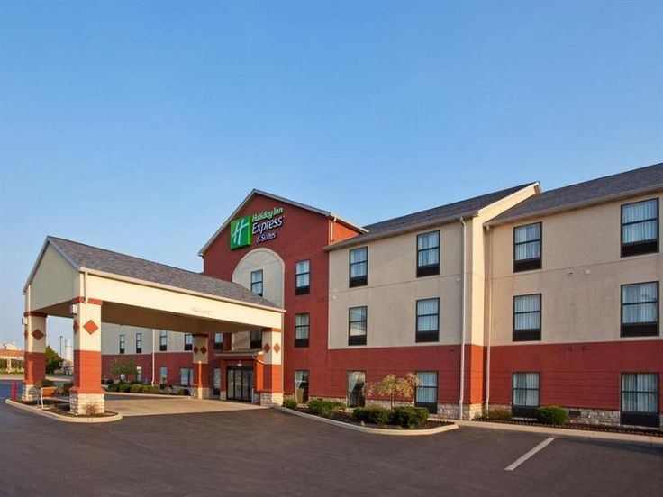 Circleville (OH) Holiday Inn Express Hotel & Suites Circleville United States, North America Set in a prime location of Circleville (OH), Holiday Inn Express Hotel & Suites Circleville puts everything the city has to offer just outside your doorstep. The property features a wide range of facilities to make your stay a pleasant experience. All the necessary facilities, including free Wi-Fi in all rooms, 24-hour front desk, facilities for disabled guests, express check-in/check-...