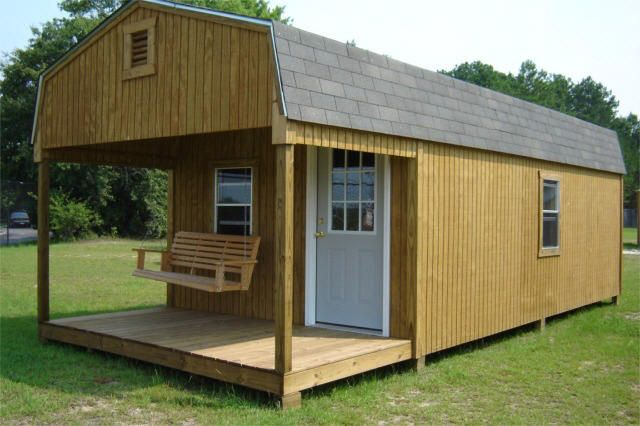 pics of small cabins | Cabins and small outbuildings by ...