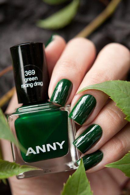 ANNY 369 Green Racing Drag