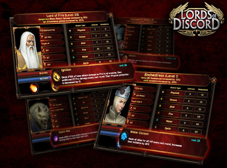 Create your indestructible army by improving the level of each character! Turn your inexperienced recruits into mighty warriors!