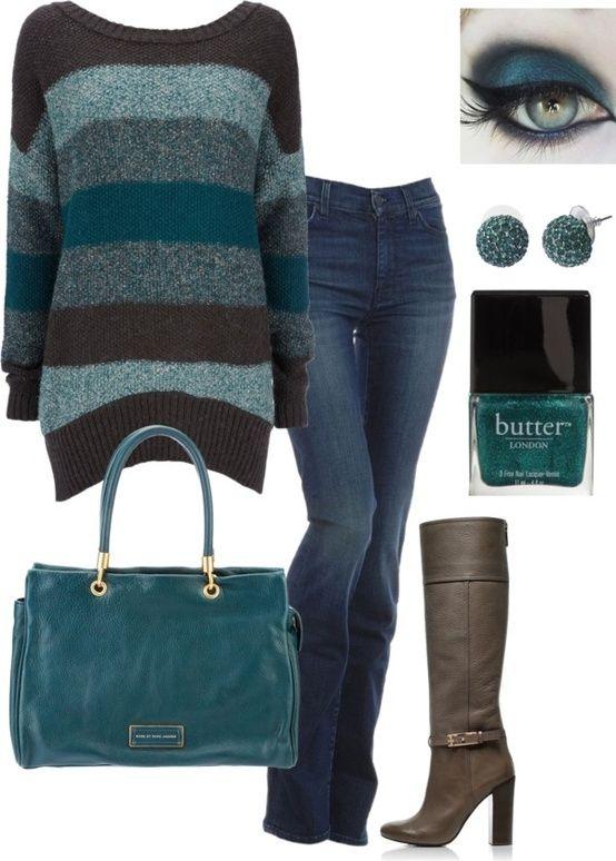 Fabulous Fall outfit!