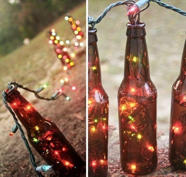 15 Stunning DIY Outdoor Light Ideas make your home amazing