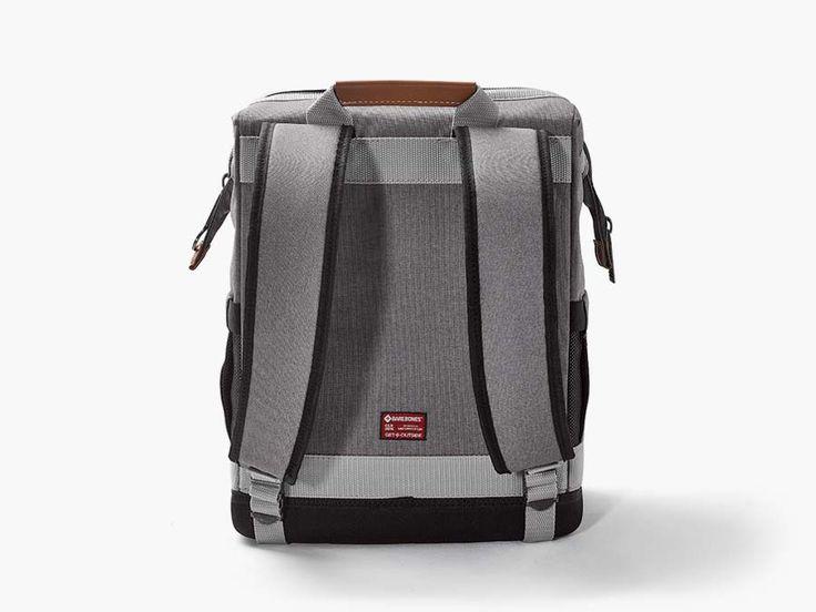 Barebones Living - Rambler Backpack Cooler - Medium soft cooler.