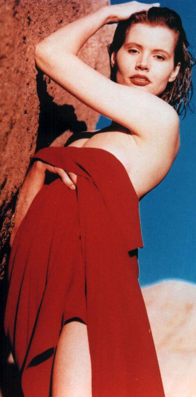 Geena davis nude Nude Photos 78