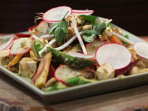 Wolfgang Puck's #Vegan Pad Thai #recipe, from the upcoming cookbook ...
