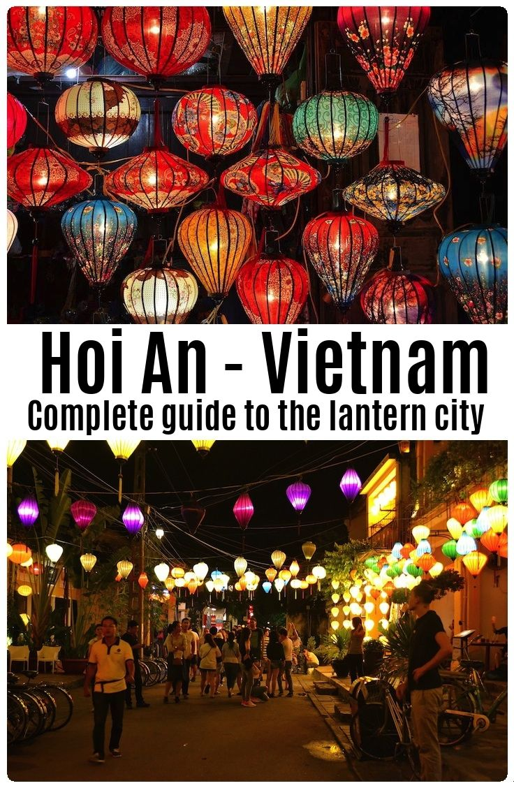 Complete guide to Hoi An, Vietnam