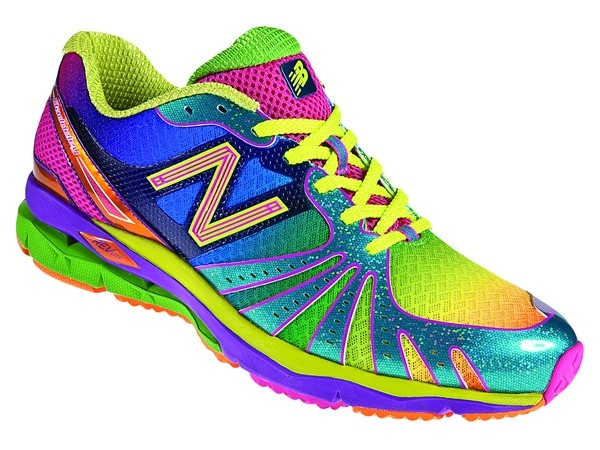 Running shoes from New Balance