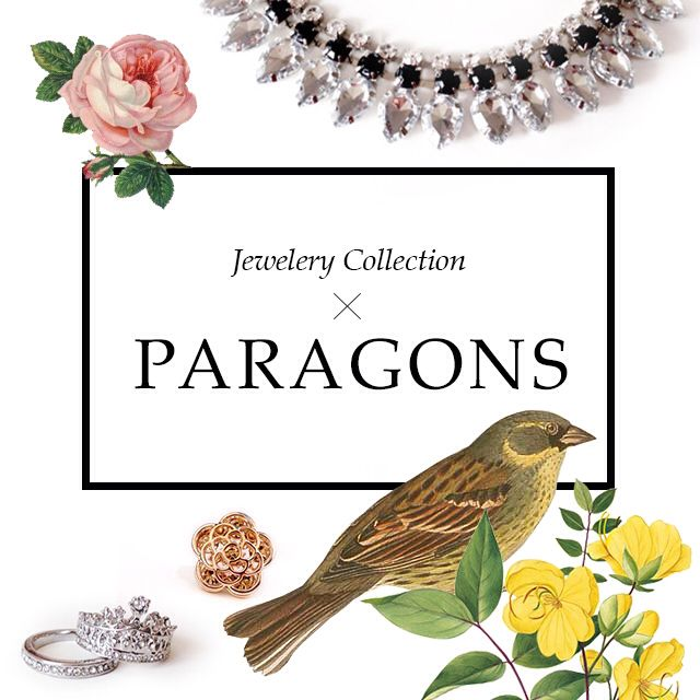 Yay! Finally making our first digital launch @ www.paragons.co. Visit us for more women's fashion