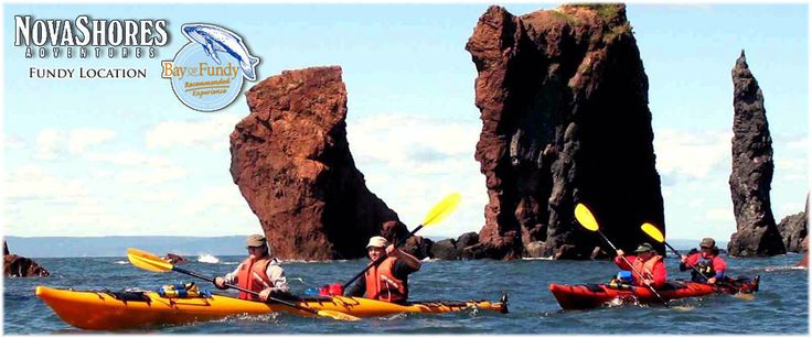Advocate Harbour Sea Kayaking base for NovaShores Kayak Adventures
