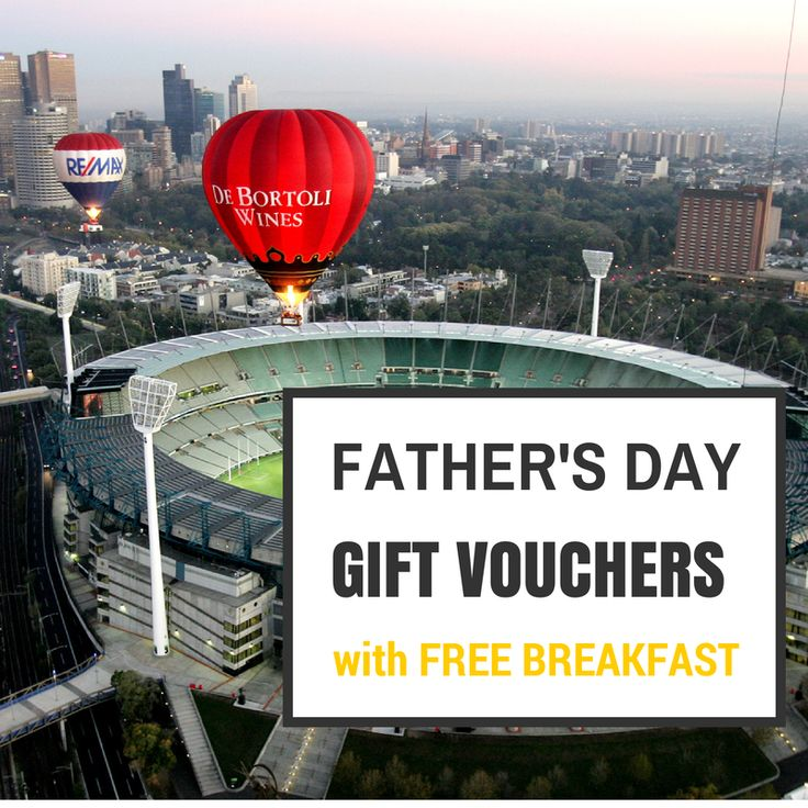 Spoil Dad this Father's Day with a Ballooning Spectacular! Dad will receive FREE breakfast :)  #goglobal #globalballooning #melbourne #yarravalley #seeaustralia #visitvictoria #ballooning #balloonflights #ballooning #bucketlist #proposal #victoria #australia #gift #present #romantic #romance #views #wedding #serenity #sunrise #travelling #weather #fathersday #free #breakfast #champagne