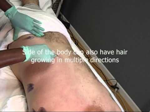 Se-Brazil 12-Min Back Wax Tutorial for Estheticians | Body Waxing| Esthetician Training - YouTube