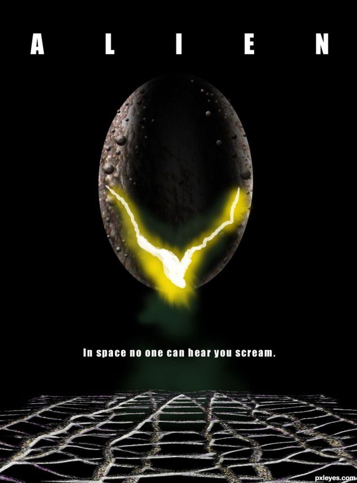 Alien Movie Poster Best Movie Posters Movie Posters
