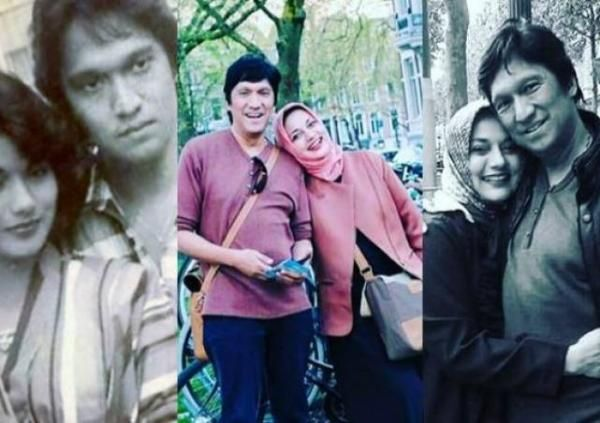 Potret Keharmonisan Keluarga Marissa Haque dan Ikang Fawzi