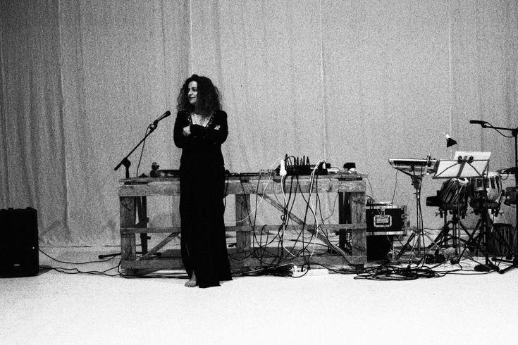 «Visioni sonanti»: intervista a Patrizia Mattioli