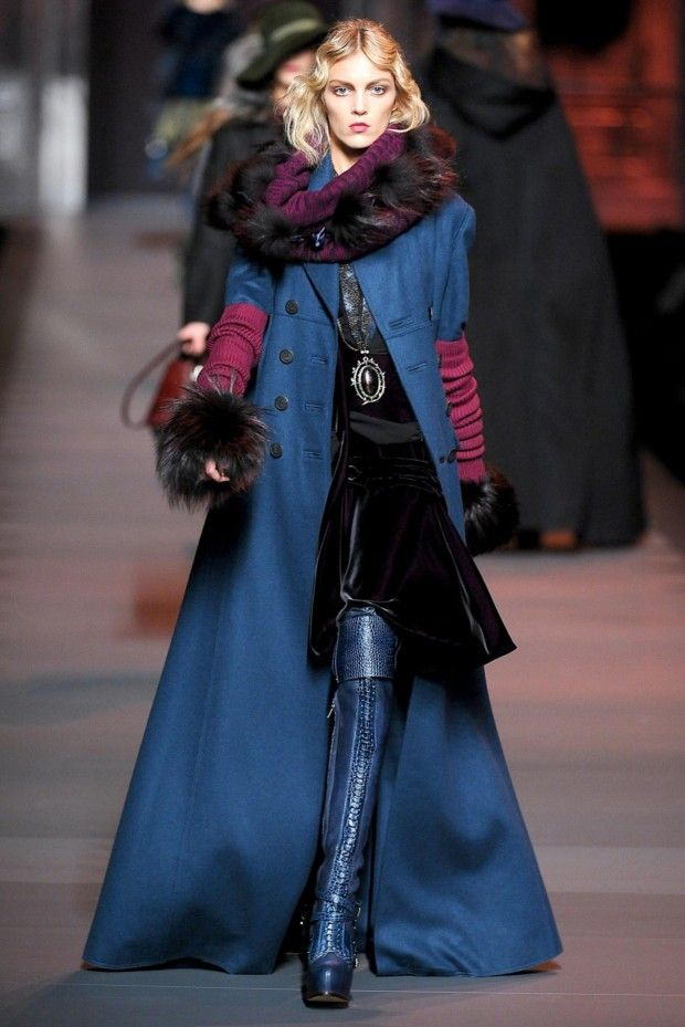 John Galliano for The House of Dior,  Autumn/Winter, 2011, Ready-to-Wear
