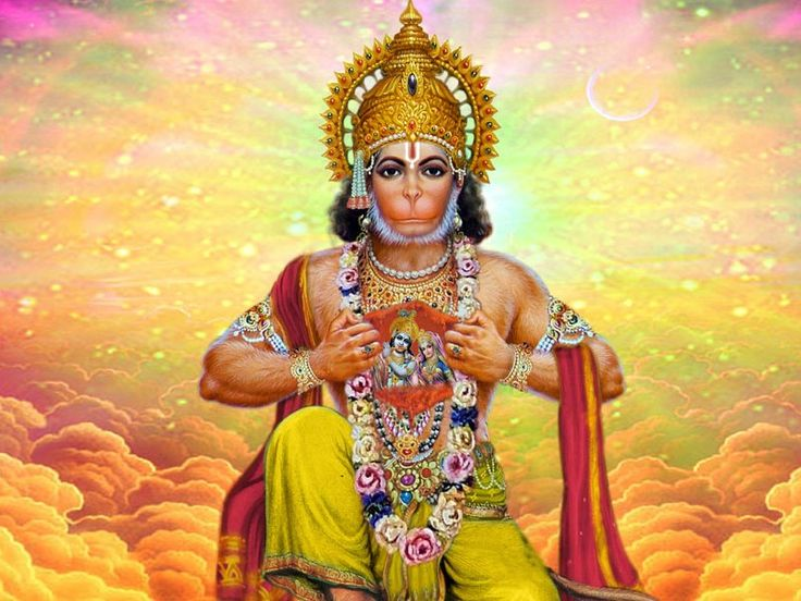 Different Names of Lord Hanuman with meaning