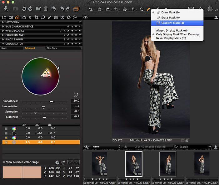room color editor