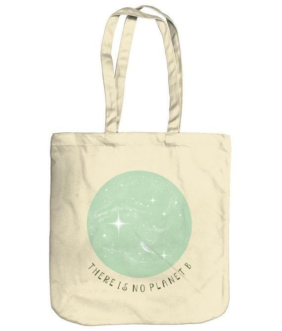 Cotton Bag Organic Canvas