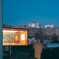 U.F.R. ARTS UNIVERSITE PARIS 8 - Saint-Denis - 1998-2000 en association avec Bernard Dufournet   Jacques Moussafir Architectes