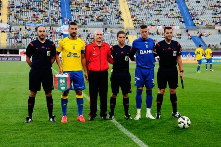 La UD Las Palmas golea al Martítimo de Funchal