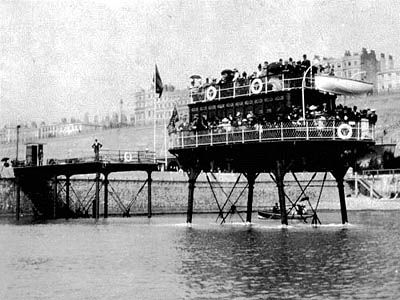 The Daddy Long Legs of Brighton | The Public Domain Review