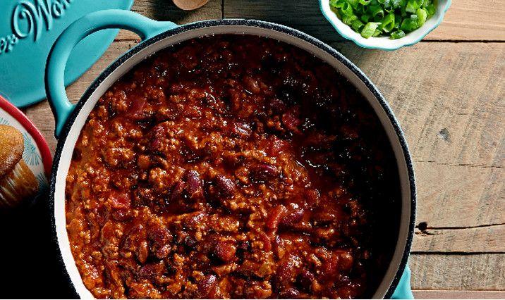Simple, Perfect Chili