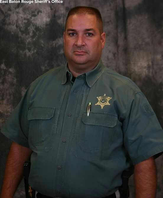 Brad Garafola, East Baton Rouge Sheriff Dept- Gone too soon