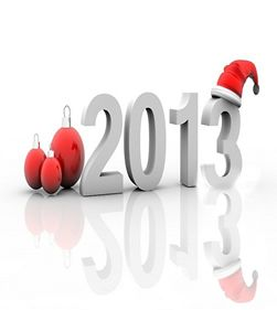 New year 2013 - And new SEO, Social Media- and Digital Marketing.