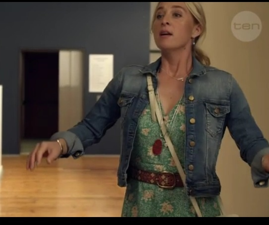 Offspring fashion nina proudman season four ep1