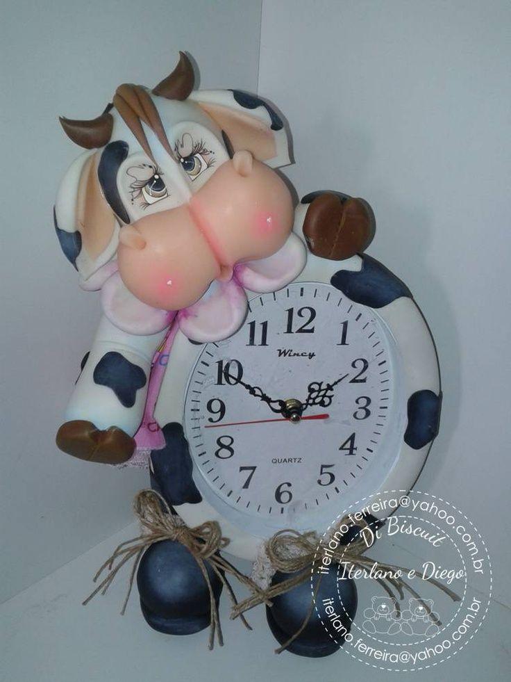 reloj de vaquita