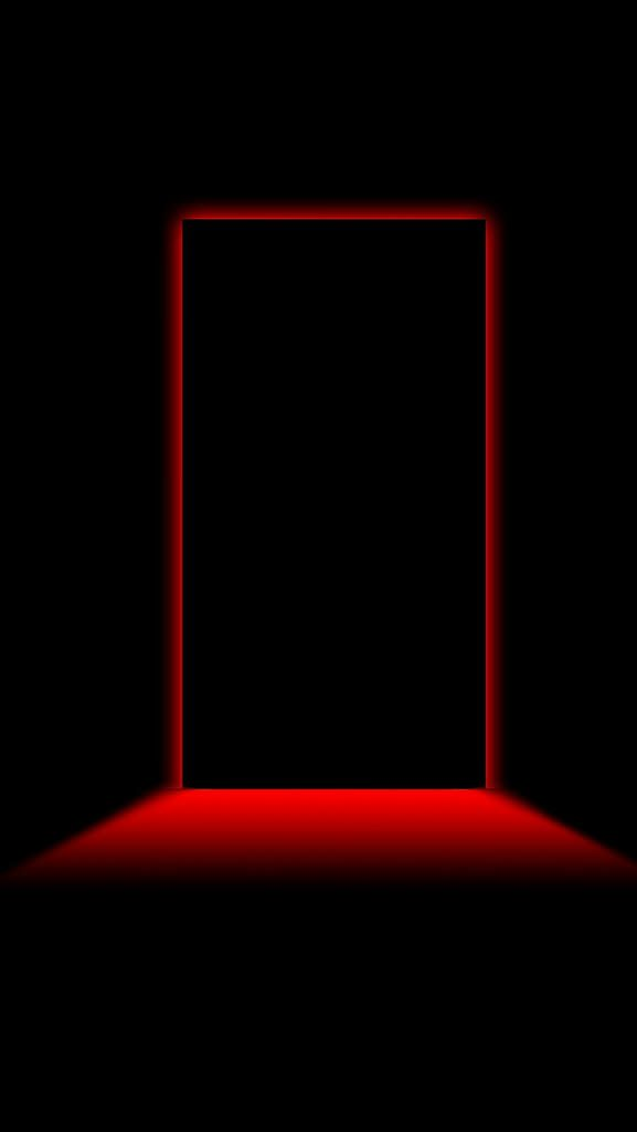 door_light_shadow_black_red_46_640x1136 Red, black