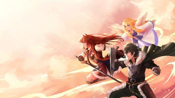 Shield Hero Fanart Hero Wallpaper Hero Sword Art Online Kirito