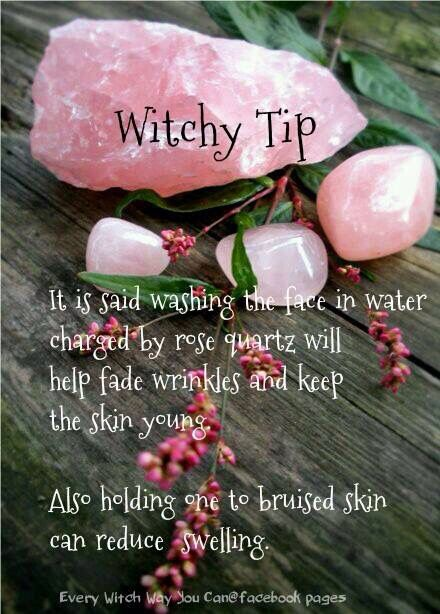 Witchy tip