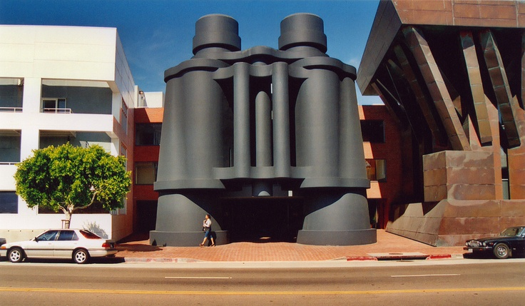 USA - Venice - Chiat / Day Building | Gehry, Building, Architecture building