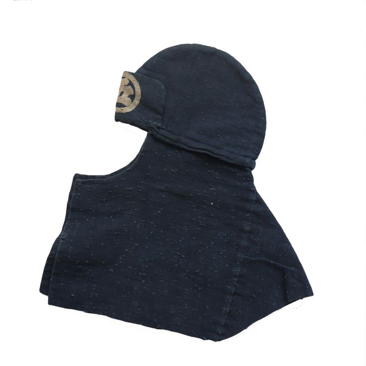 Japanese Indigo Firemans Hat