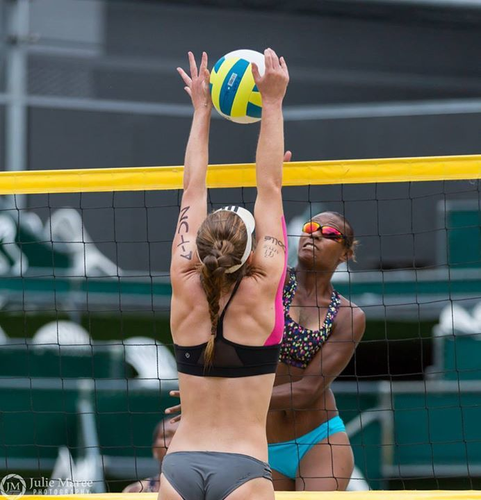 New Zealand Beach Volleyball Open wraps up in Aukland - http://bit.ly/18ebw3q
